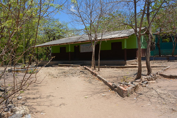 Initial Site Visit GB Staff, Water, Copal Arriba, April 2018
