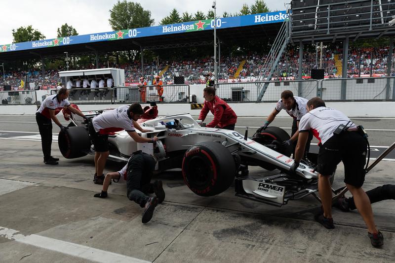 Formula 1 - Qualifiche
