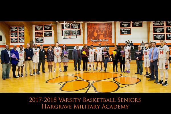 VBB v Piedmont Classic HS (Senior Recognition)