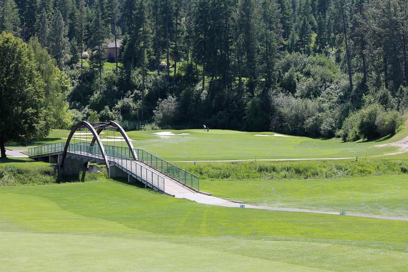 #3, Hangman Valley GC,  Spokane, Wa