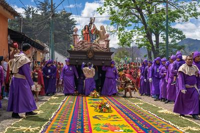 Lenten Procession