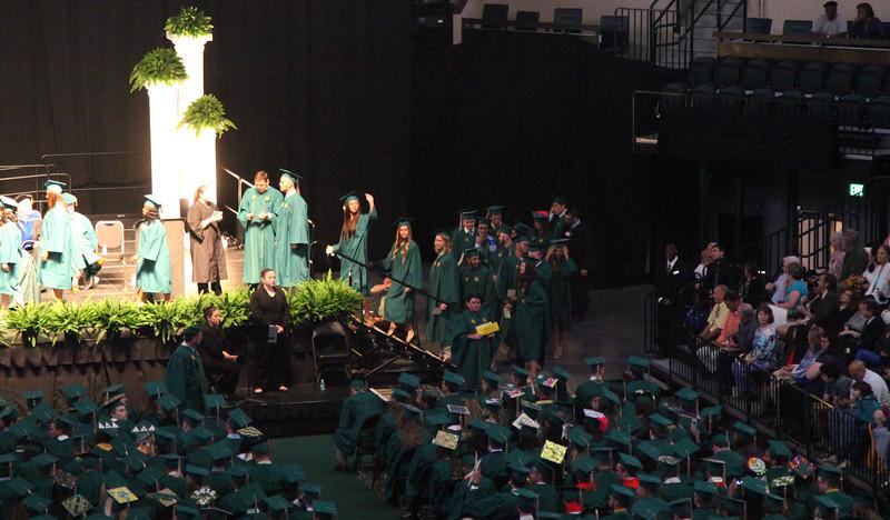 Kiersten's Graduation