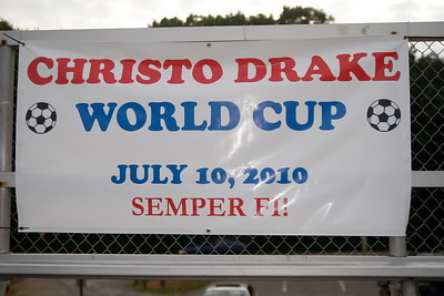 Christopher Drake World Cup