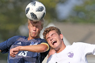 Manasquan vs Rumson Fair- Haven boys soccer