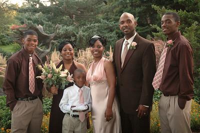 Kim & Sylvester Wedding Sept 4, 2008