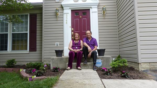2012 - 05 - Parent Visit