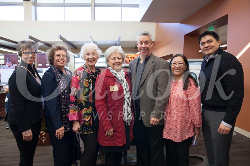 14Karen Wicke (foundation), Sue Boegh (VP), Susan Maxwell (Sec. of foundation), Linda Mollno (Pres. of trustees), Steve Domier (Pres), Mary Wong (foundation) and Celvin Lo (foundation).jpg