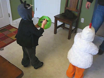 Walker & Grayson Halloween 2008