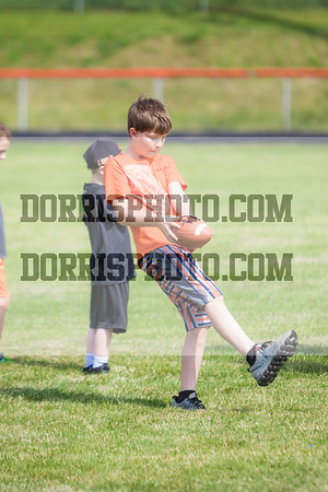 Shadyside Tigers Football Camp 2016
