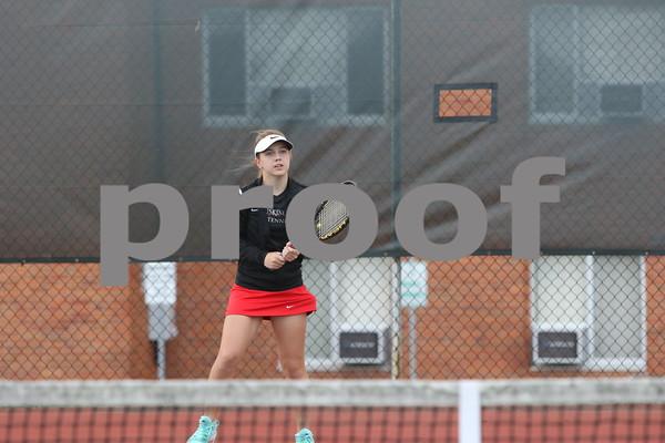 Women's Tennis 2015