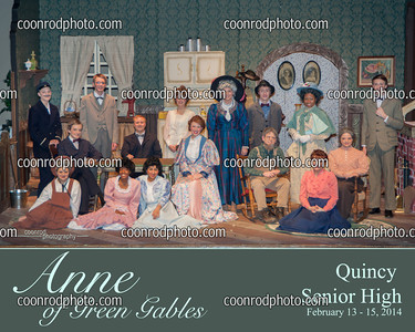 QHS Winter Play - Anne of Green Gables