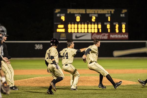 Purdue Baseball vs CSUN 2016-5-20