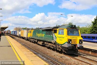 2014 - Freightliner