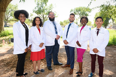 UNM School of Medicine White Coat Ceremony (2021)