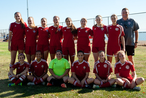 2015 Fall NorCal Youth Premier Soccer League U18 Gold
