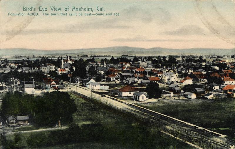 Anaheim-ElevaitedViewFromTheWaterTowerLookingNorth-1908.jpg