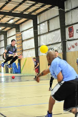 Elite Dodgeball