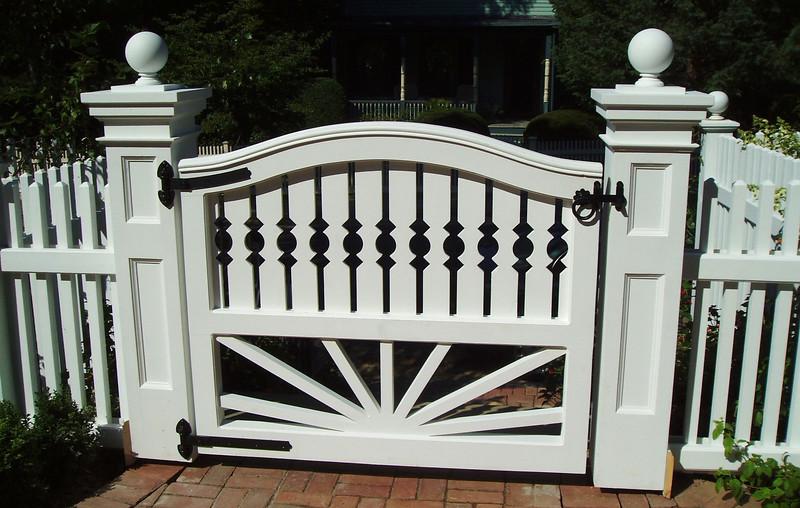 286 - Seacliff NY - Custom Gate