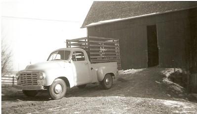 The Josvanger / Aspenson Farm