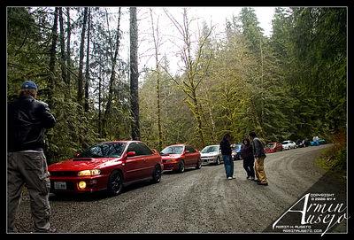 Monroe RS25 Meet, 1-21-06