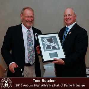 Auburn 2016 Hall of Fame