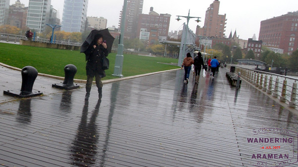 More photos from Sandy in Manhattan