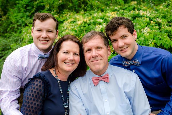 Snyder Family 2018
