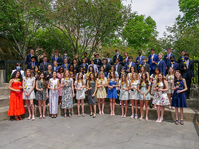 8th Grade Graduation (5/21/2021)