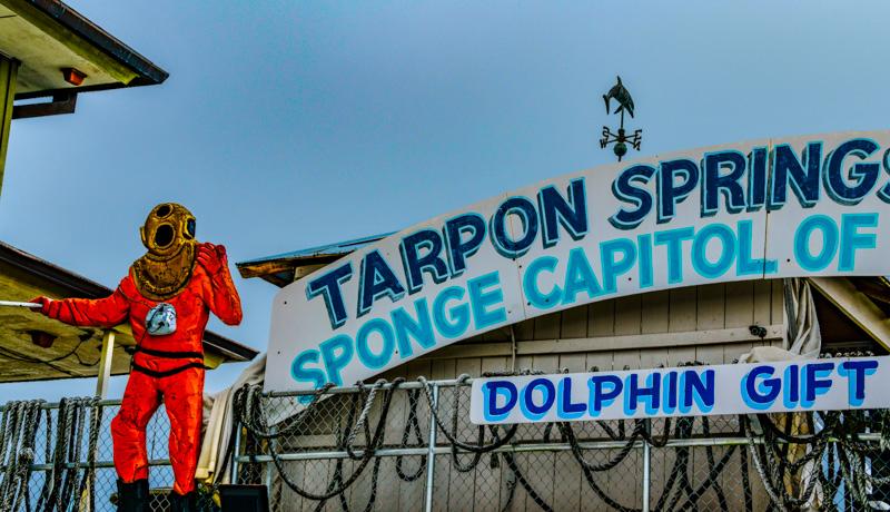 TARPON SPRINGS  35