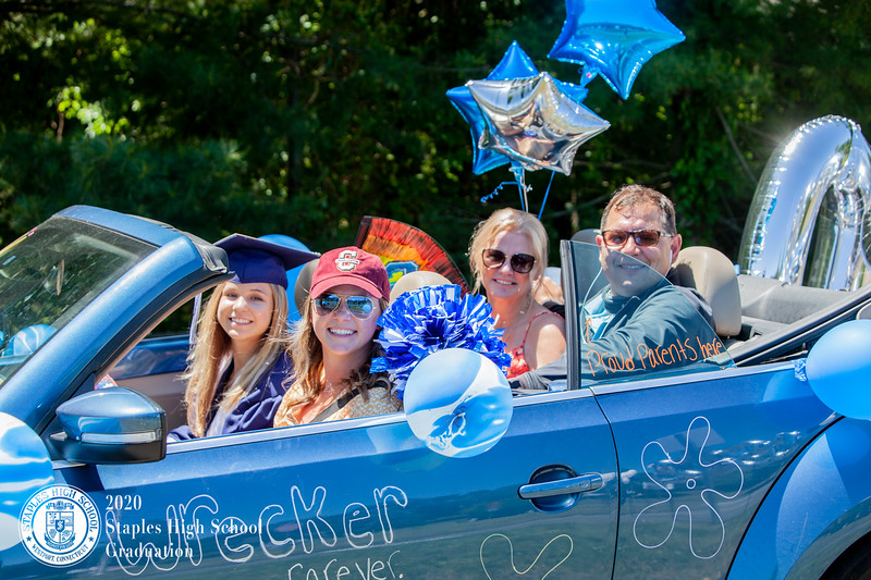 Dylan Goodman Photography - Staples High School Graduation 2020-324.jpg