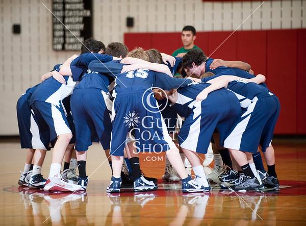 2010-02-13 Basketball Varsity Boys Greenhill v ESD @ SJS