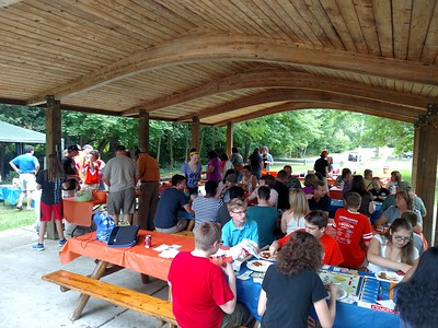 2015 Welcome Back Picnic