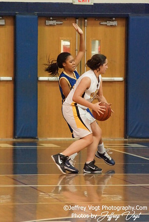 12-27-2011 Richard Montgomery HS vs Holy Child HS Girls Varsity Basketball, Photos by Jeffrey Vogt Photography
