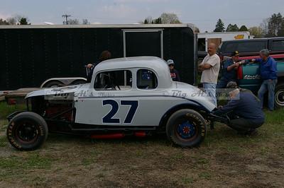 Bear Ridge Speedway show @ Bradford Mini-Mart 05/07/11