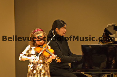 Bellevue School of Music Recital  Fall 2011