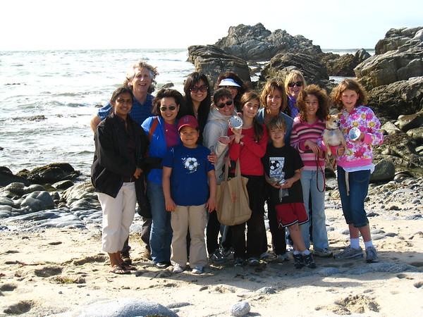 Asilomar Beach - Sept 2010