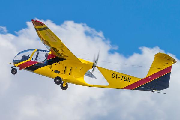 OY-TBX - Brditschka HB 23/2400 Scanliner