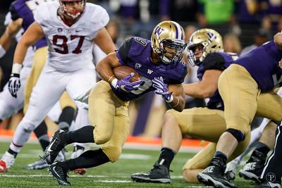 Washington vs Stanford 09.30.2016