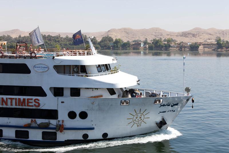 (Dag 6) Leven langs de Nijl