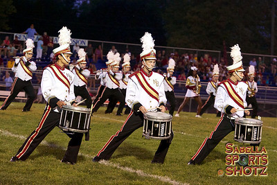 2013 New Brighton HS Marching Lion Pride Band Performances