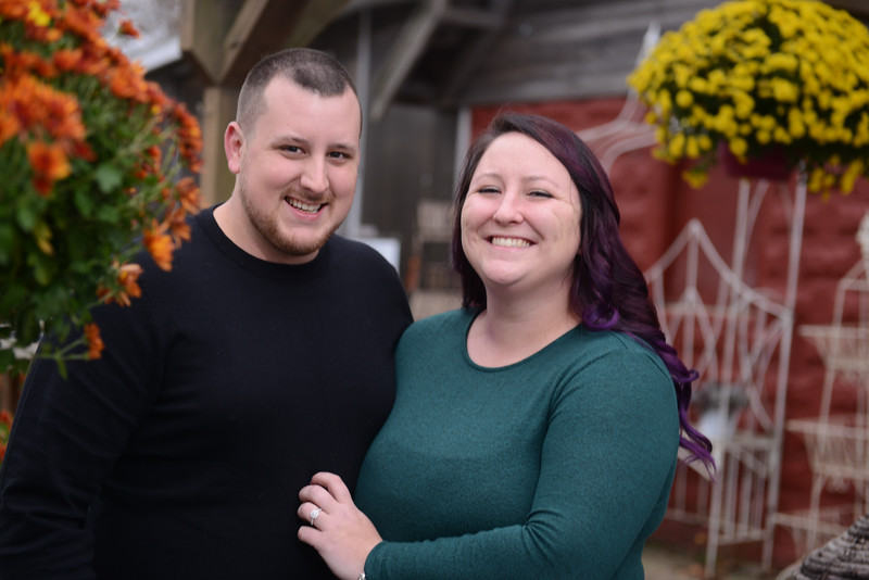 Chelsey Coffman and Ryan Langley - November 5th 2018