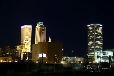 Downtown Tulsa - BOK Center