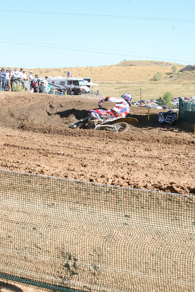 Dungey laying it over