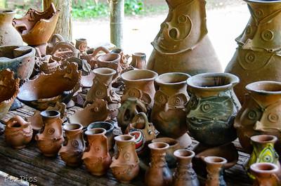 Aibom Village ~Yatmul Tribe  ~Middle Sepik