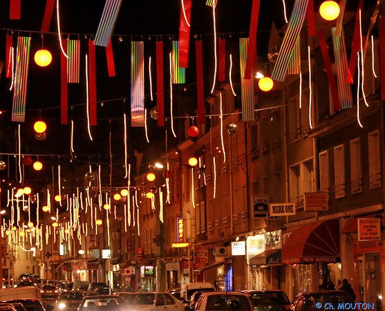 Illuminations de Noel- Orléans