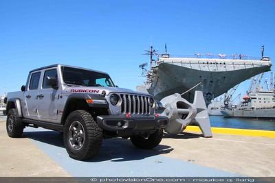 Jeep Heroes Drive