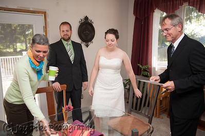 April 22, 2012 - Wedding Post Ceremony Images