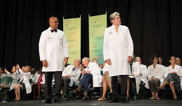 White Coat Presentation