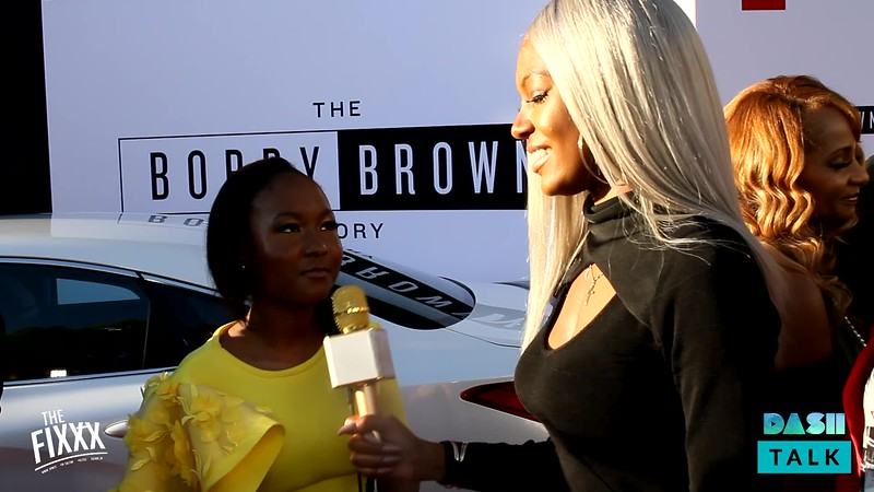 The Fixxx @ Bobby Brown Story Premiere - Donshea Hopkins.mp4