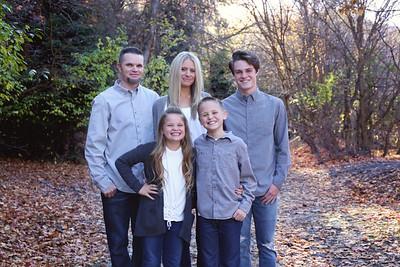 Olson Family {October 2018}
